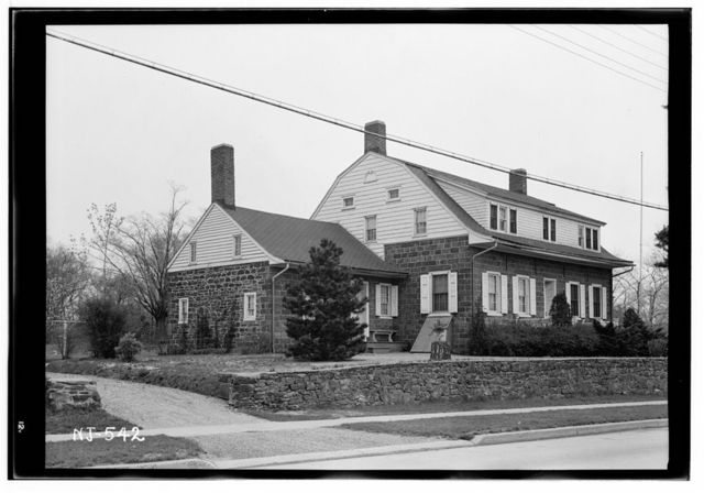 Samuel C. Demarest House, 511 Market Street, Saddle River, Bergen County, NJ