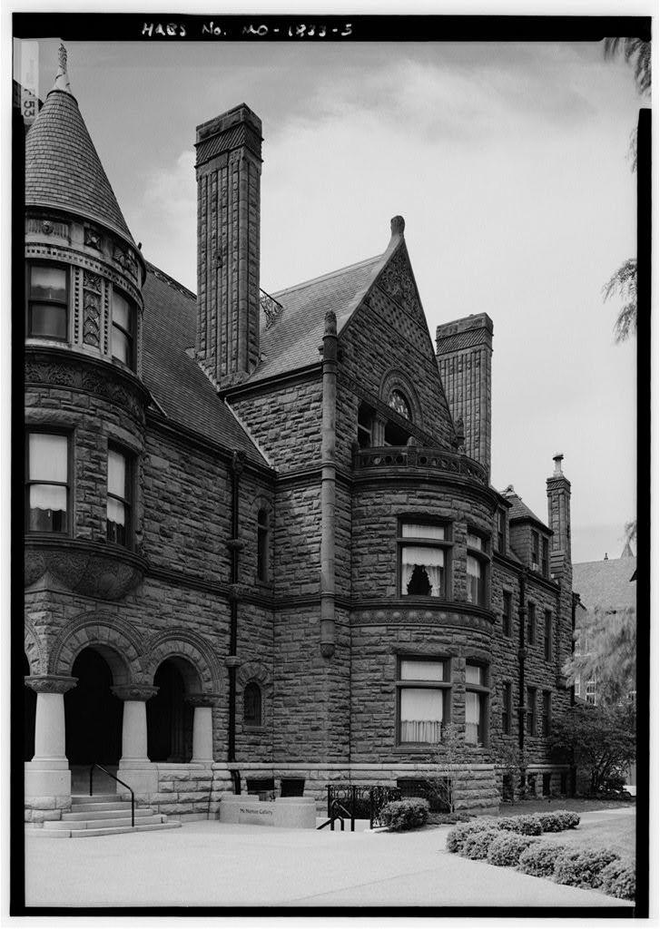 Samuel Cupples House, 3673 West Pine Boulevard, Saint Louis, Independent City, MO