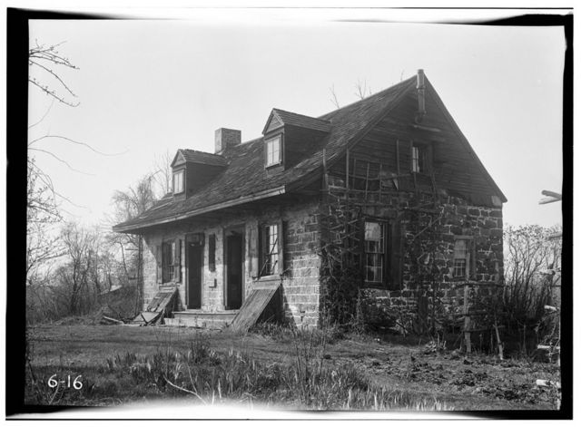 Samuel des Marest House, River Road, New Milford, Bergen County, NJ
