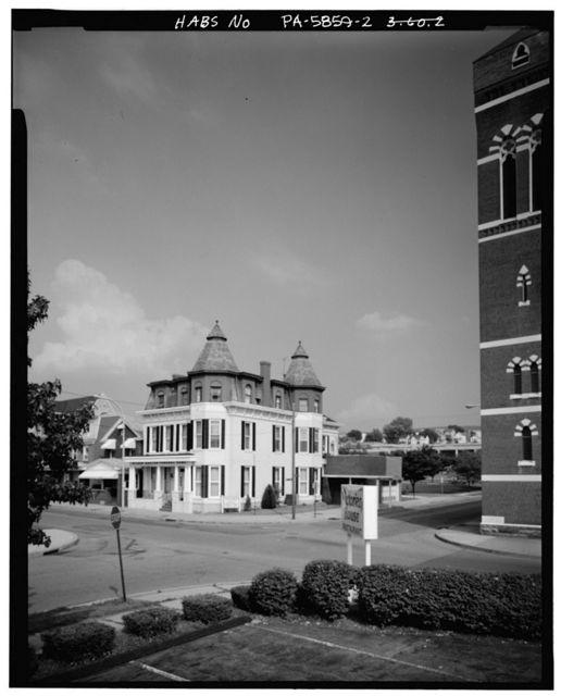 Samuel L. & Lettie McCarthy House, 1329 Eighth Avenue, Altoona, Blair County, PA