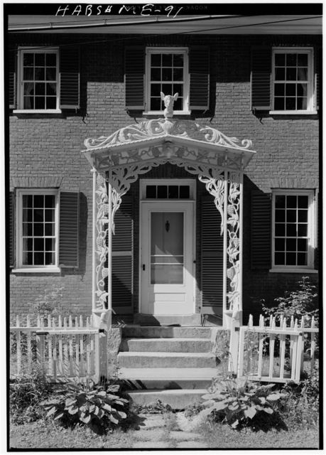 Samuel Page House, South side of Lee Street, East of U.S. Route 1, Wiscasset, Lincoln County, ME