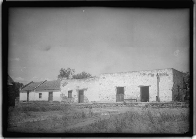 San Bartolo Ranch Buildings, Falcon Reservoir Site, Zapata, Zapata County, TX