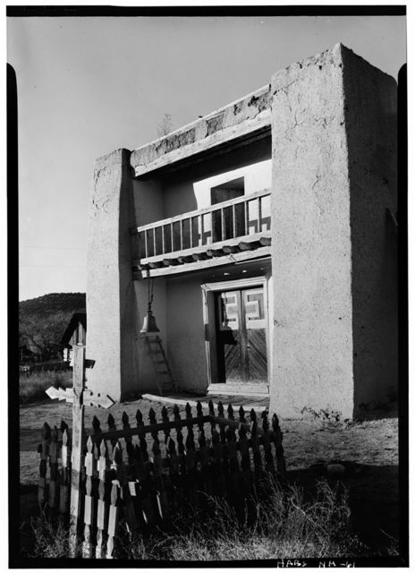 San Jose de Gracia Church, Trampas, Taos County, NM