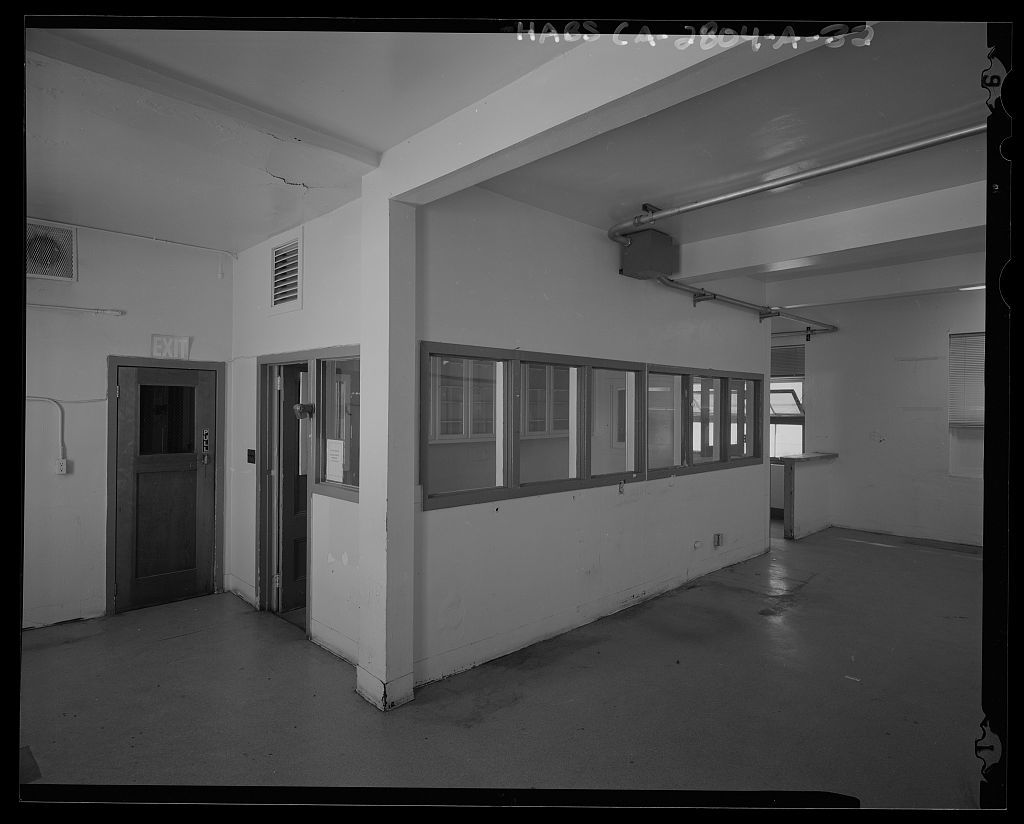 San Quentin State Prison, Building 22, Point San Quentin, San Quentin, Marin County, CA
