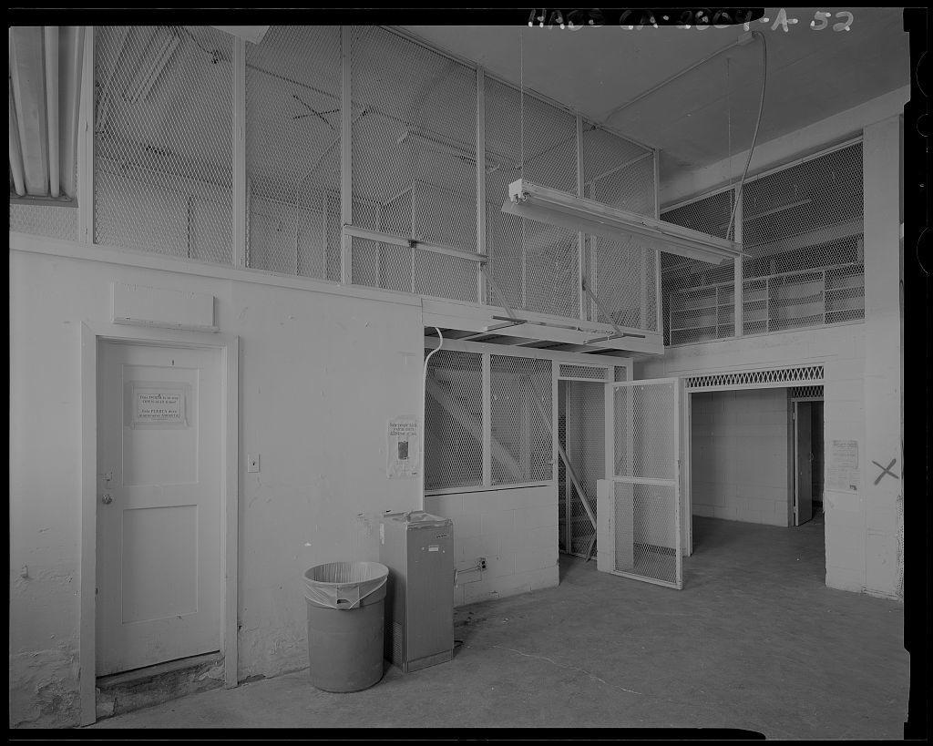 San Quentin State Prison, Building 22, Point San Quentin, San Quentin, Marin County, CA