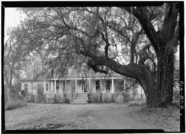 Sanford-Thompson House, 1621 Spring Hill Avenue, Mobile, Mobile County, AL