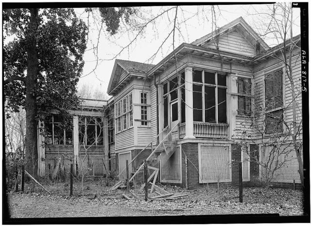 Sanford-Thompson House, 1621 Spring Hill Avenue, Mobile, Mobile County, AL