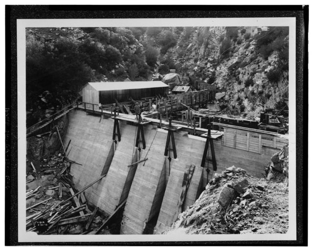 Santa Ana River Hydroelectric System, Sandbox at Breakneck Creek, Redlands, San Bernardino County, CA