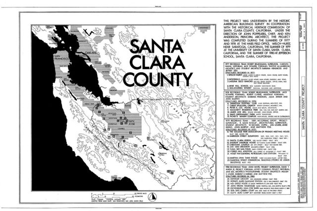 Santa Clara County Project, San Jose, Santa Clara County, CA