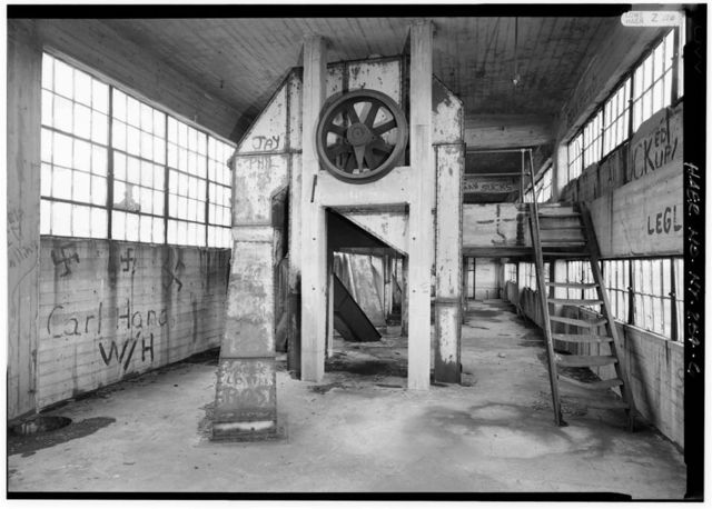 Saskatchewan Cooperative Elevator, 1489 Furhmann Boulevard, Buffalo, Erie County, NY
