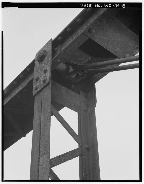 Sawyer Avenue Bridge, Spanning Black River, Medford, Taylor County, WI