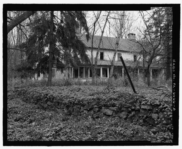 Scheetz Farm, 7161 Camp Hill Road, Fort Washington, Montgomery County, PA