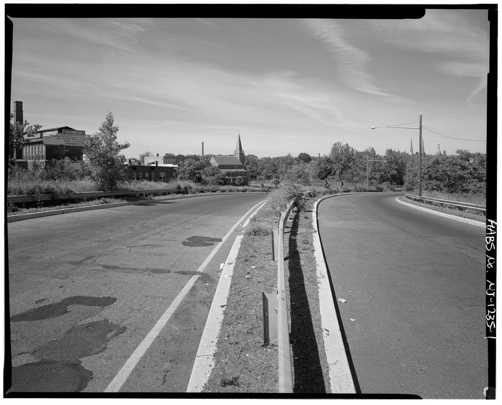 School Street-Monroe Street Neighborhood, Bounded on north by Quincy & Monroe Streets, on south by Jefferson Street, on west by Hope Avenue, & on east by Parker Avenue & site of Canal Street, Passaic, Passaic County, NJ