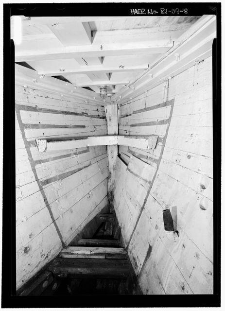 Schooner Yacht Coronet, International Yacht Restoration School, Thames Street, Newport, Newport County, RI