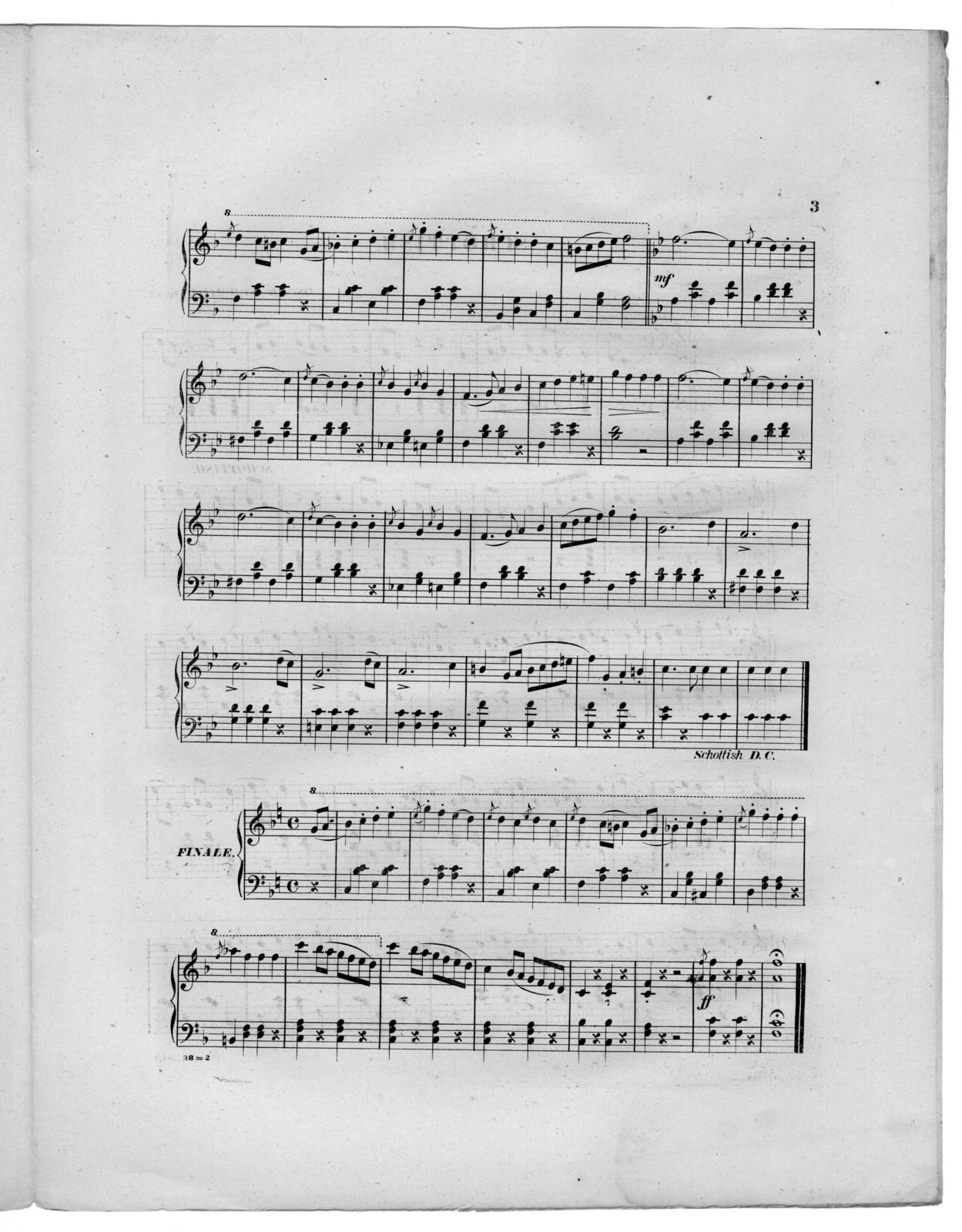 Schottish, op. 13, no. 2