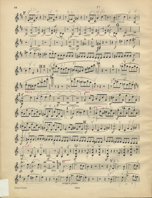 Schumann, Robert. Trio for Piano and Strings, No. 1, Op. 63, D Minor