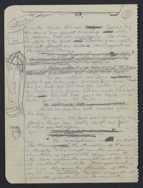Science fiction story notes