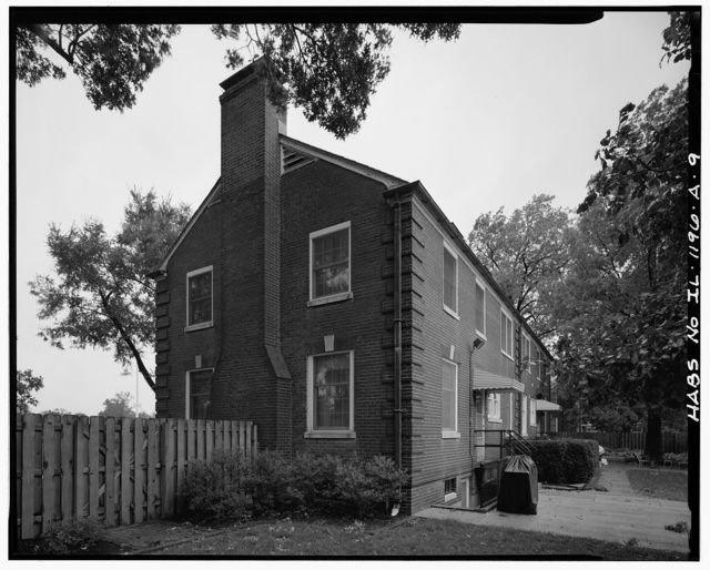 Scott Air Force Base, General Officer Quarters, 229 Birchard Street, O'Fallon, St. Clair County, IL