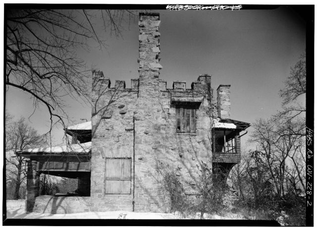 Scottish Castle, Bolivar Heights, Harpers Ferry, Jefferson County, WV