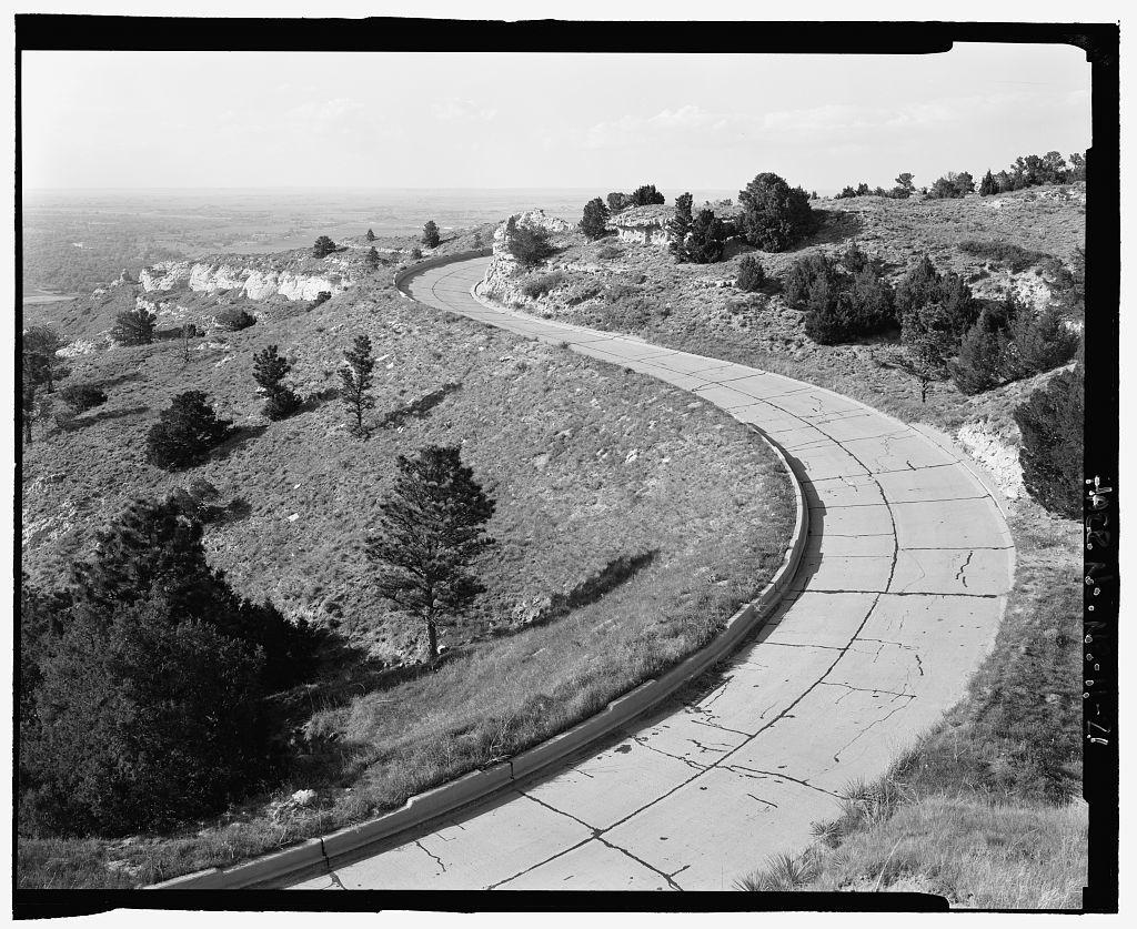 Scotts Bluff Summit Road, Gering, Scotts Bluff County, NE