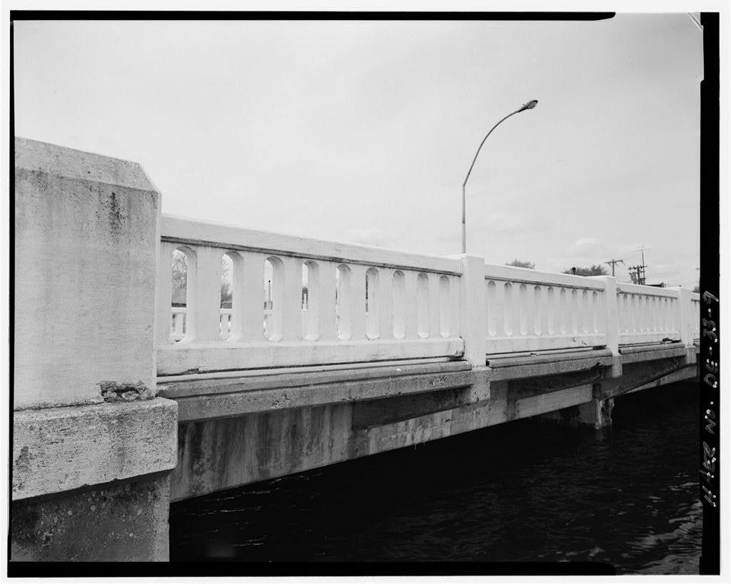 Seaford Bridge, Spanning Nanticoke River at Front Street, Seaford, Sussex County, DE