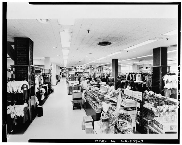 Sears Department Store, 705 West University Avenue, Lafayette, Lafayette Parish, LA