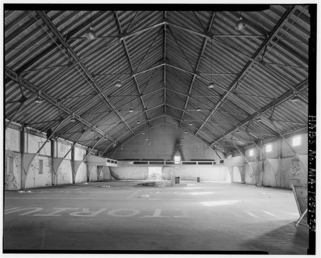 Second Corps of Cadets Armory, 136 Essex Street, Salem, Essex County, MA