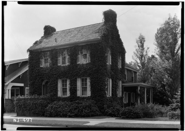 Seeley House, 274 East Commerce Street, Bridgeton, Cumberland County, NJ