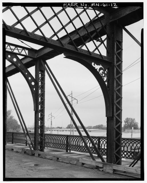 Selby Avenue Bridge, Spanning Short Line Railways track at Selby Avenue between Hamline & Snelling Avenues, Saint Paul, Ramsey County, MN
