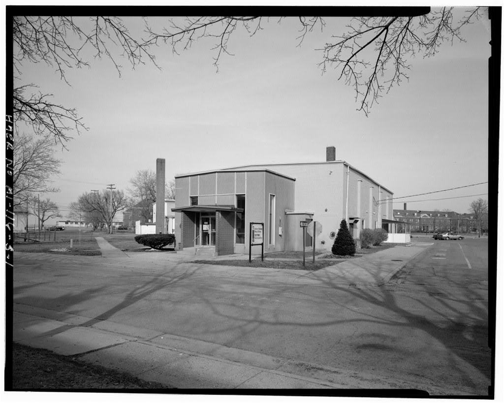 Selfridge Field, Building No. 178, East side of Wagner Street south of George Avenue, Mount Clemens, Macomb County, MI
