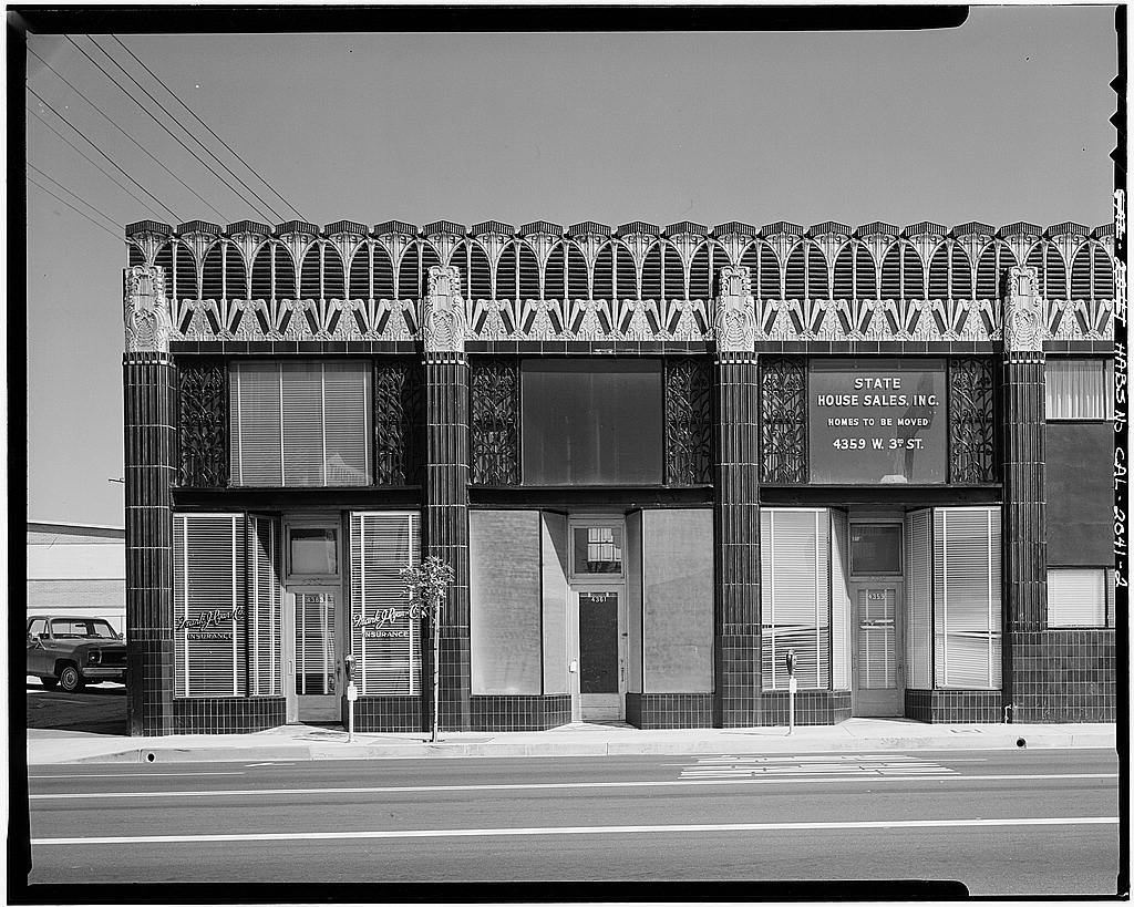 Selig Commercial Building, 269-273 Western Avenue, 4359-4363 West Third Street, Los Angeles, Los Angeles County, CA