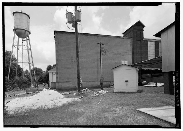 Selma Cotton Mill, 218 Morgan Avenue, Selma, Dallas County, AL