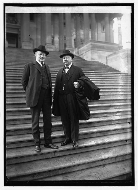 Sen. Jas. E. Watson & Sen. Saml. Ralston, 12/8/22