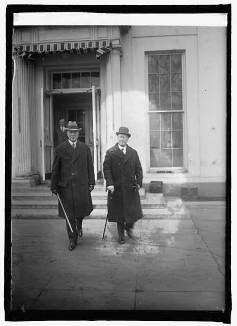 Sen. T.L. Oddie & Avery McCarthy of Los Angeles, 1/2/26