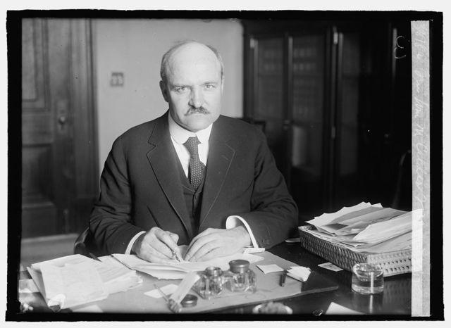 Sen. Wm. M. Calder of N.Y., 4/11/17