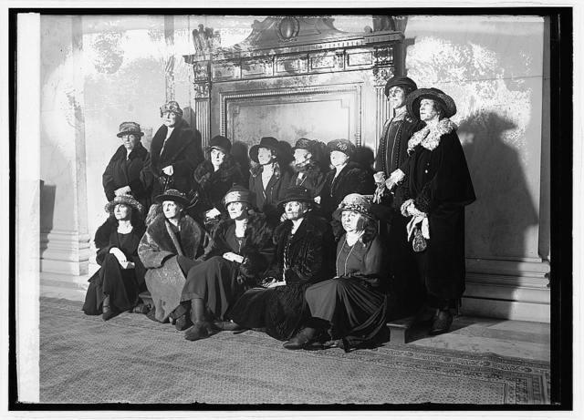 Senate ladies luncheon, 1/8/24