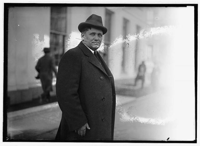 Senator S.W. Brookhart, Jr., 11/20/22