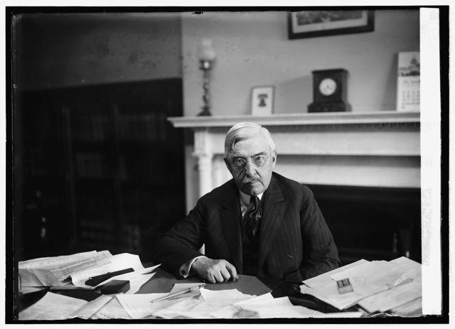 Senator Wm. M. Butler of Mass., 11/28/24