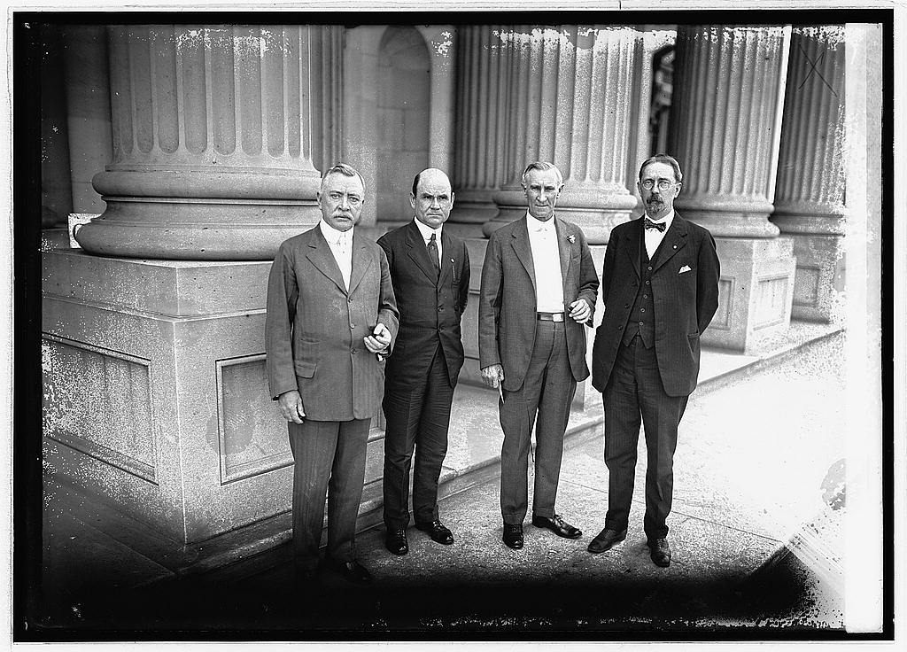 Senators Phipps, Harris, Ball & Cong. Hardy, 7/6/22