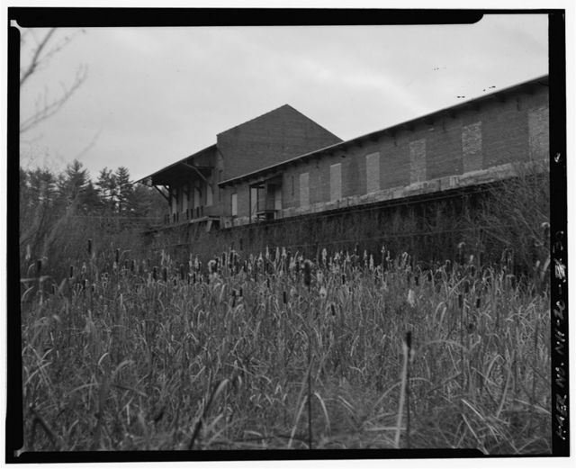 Sewall's Falls Hydroelectric Facility, East end of Second Street spanning Merrimack River, Concord, Merrimack County, NH