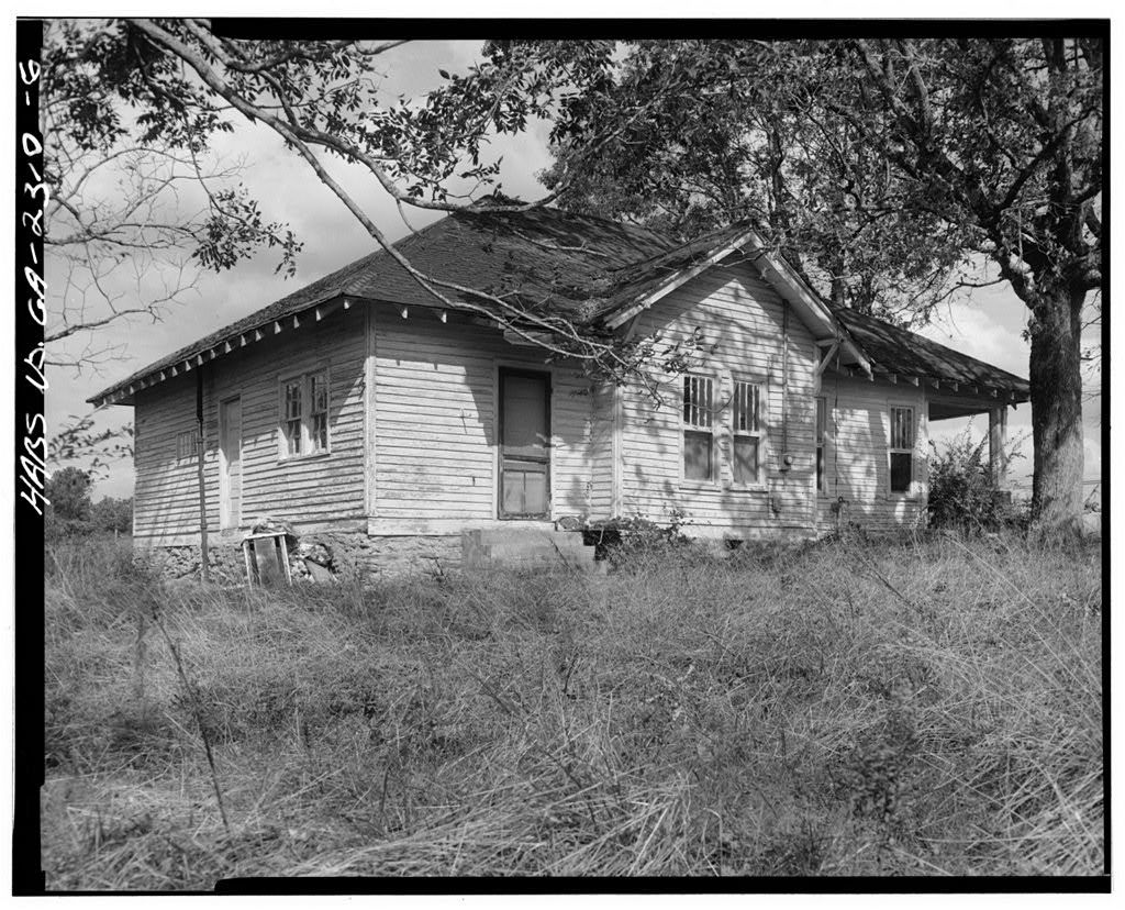 Shadinger-Leavell House, US 27 & State Route 1, Carrollton, Carroll County, GA