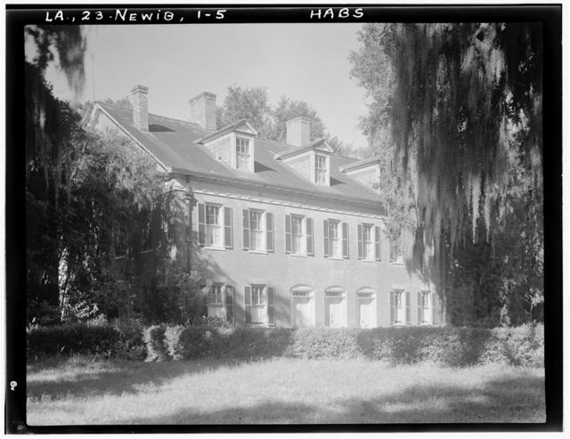 Shadows on the Teche, Main & Weeks Streets, New Iberia, Iberia Parish, LA