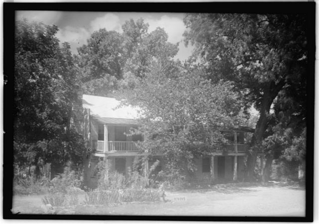 """Shady Villa"", East access Road I-35, Salado, Bell County, TX"