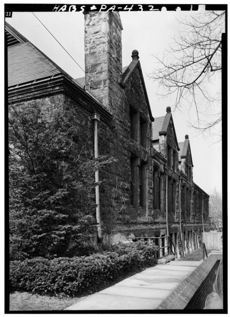 Shadyside Presbyterian Church, Amberson Avenue & Westminister Place, Pittsburgh, Allegheny County, PA