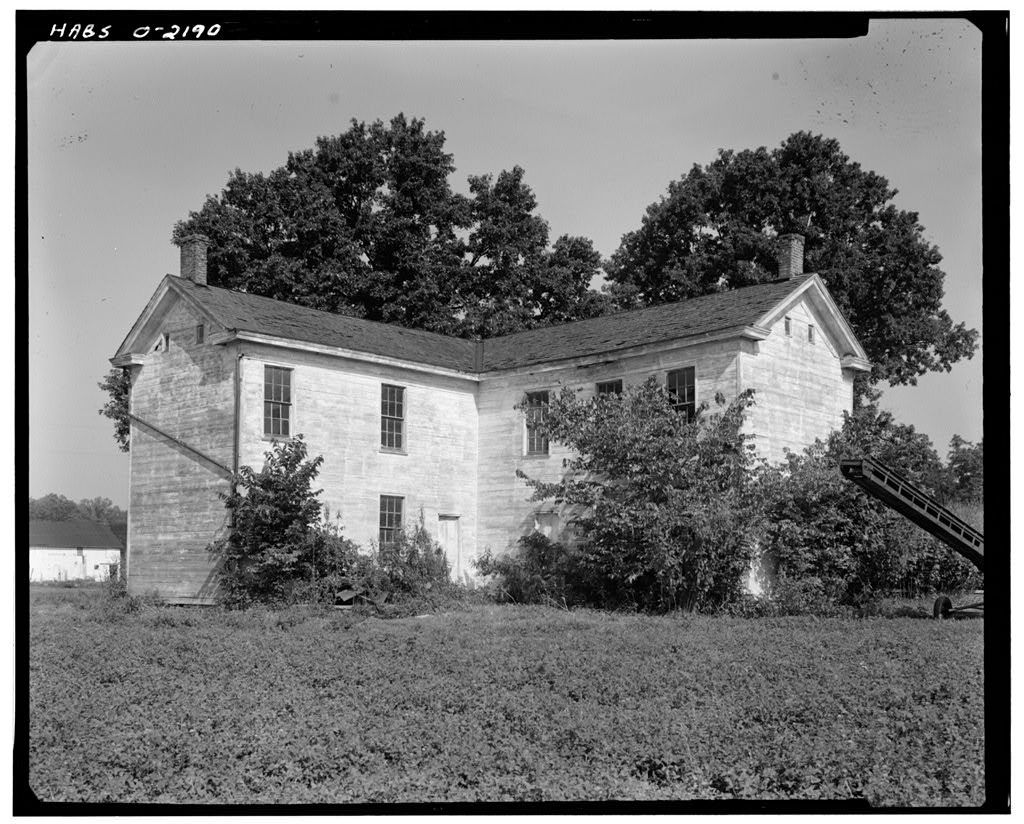 Shaker Centre Family, Broom Shop, East side of Oxford Road, White Water Park, Hamilton County, OH