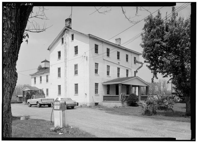 Shaker Centre Family, Trustees' Office, Oxford Road, White Water Park, Hamilton County, OH