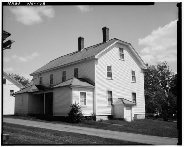Shaker Church Family Creamery, Shaker Village Road, Canterbury, Merrimack County, NH