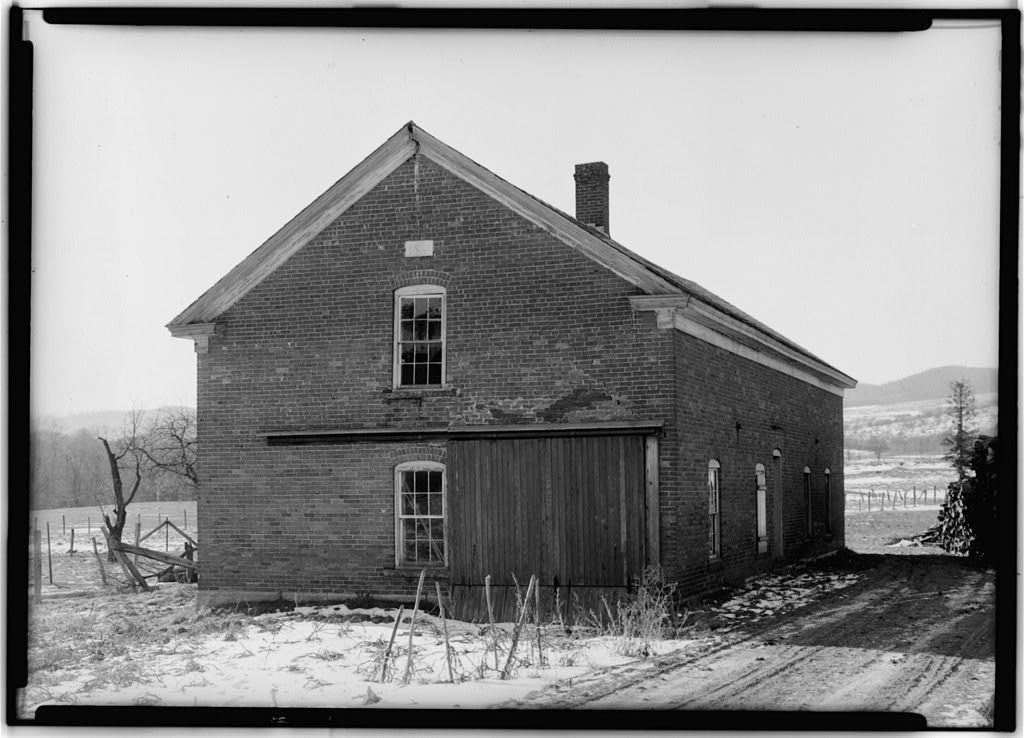 Shaker Church Family Poultry House, U.S. Route 20, Hancock, Berkshire County, MA