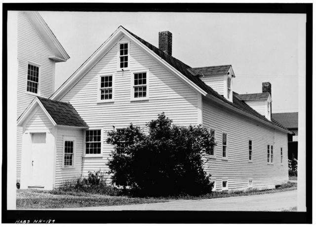 Shaker Church Family Syrup Shop, Shaker Village Road, Canterbury, Merrimack County, NH