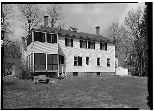 Shaker Meetinghouse, Shaker Road, Harvard, Worcester County, MA